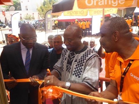 Orange Burkina lance officiellement ses activités à Bobo-Dioulasso.