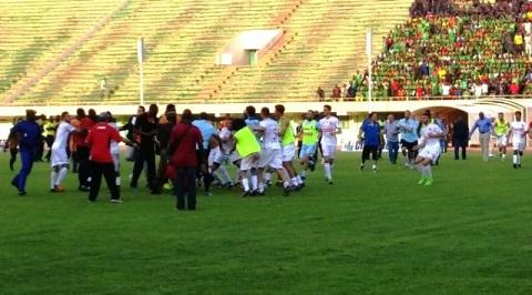 Incidents au Stade du 4 Aout: Le RCK doit payer 15 millions à la CAF