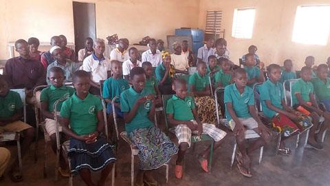 Education dans le Sanguié: La solution «miracle» de l'Association bâtir pour les générations futures
