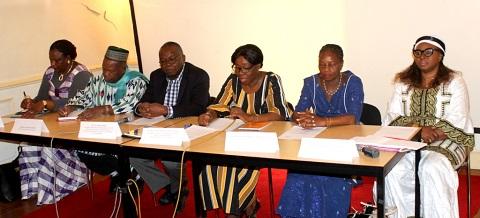 Avant-projet de Constitution: A Bruxelles, les Burkinabè du Benelux débordent de propositions