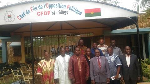 Réconciliation nationale: La CODER a été reçue par le CFOP
