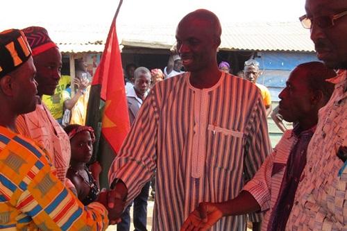 Côte d'Ivoire: Périple de l'ambassadeur Mahamadou Zongo à la rencontre de ses compatriotes du Sud-Ouest ivoirien