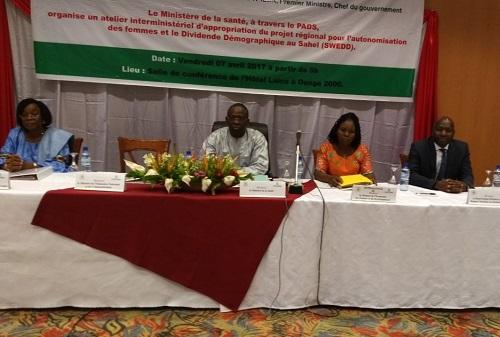 Projet régional sur l'autonomisation des femmes et le dividende démographique au Sahel: Plus de 200 millions pour sa réalisation