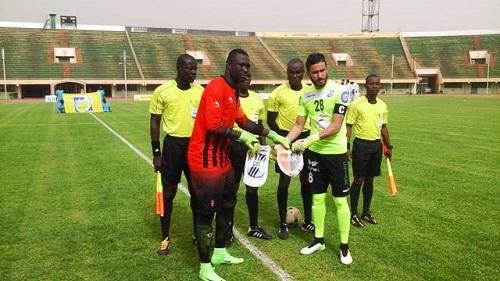 Match en recadrage de la Coupe CAF: Le RCK surpris à domicile (1-2)