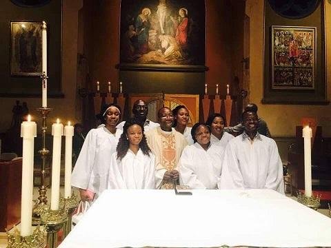 New York: La Paroisse Saint Joseph accueille ses nouveaux baptisés