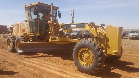 Mine d'or de Essakane: Le désenclavement du village de Petabarabe Oudalan en marche