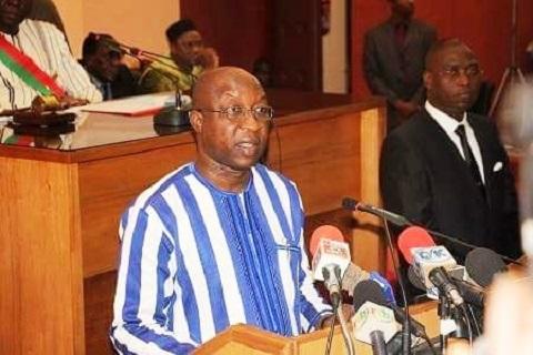 «L'argent ne circule plus, parce qu'il n'y a plus de corruption généralisée» révèle Paul Kaba Thiéba
