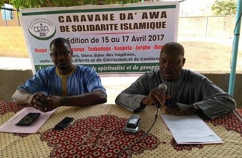 Caravane Da'awa et solidarité islamique: la 8e édition pour maintenir allumée la flamme de l'amour, de la compassion de la solidarité intergénérationnelle