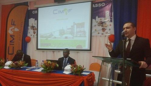 CIMAF Dioulasso: nouvelle filiale de CIMAF bientôt en construction dans la ville de Sya
