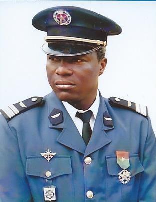 In memoria: Colonel ZONGO Pinga Augustin