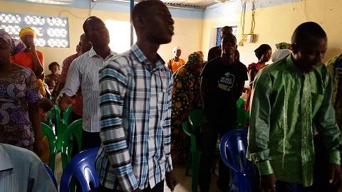 Célébration de la Pâques: «Se souvenir que Christ est notre délivrance», pasteur Gbaka