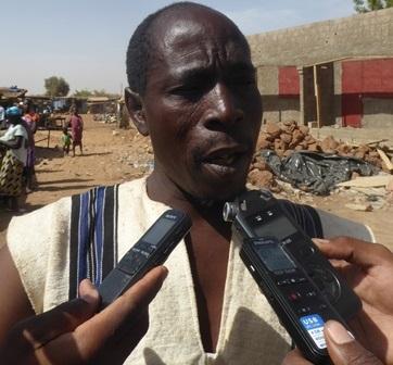 Solidarité pour l'accès aux toilettes: Des populations de la Gnagna approuvent