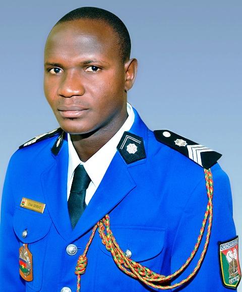 Sécurité: Les «conseils pratiques» du gendarme Elisé Sorgho