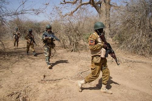 Opération panga: Deux terroristes tués, huit capturés et une dizaine de suspects arrêtés