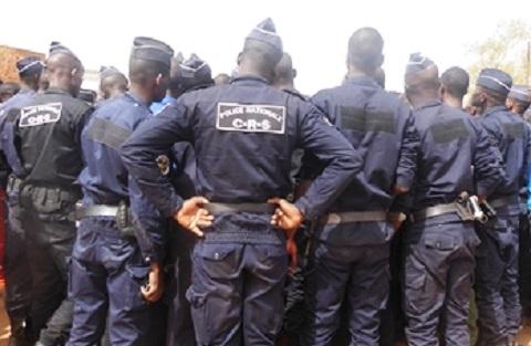 Mouvements d'humeur à la police nationale: Des agents réclament leurs droits