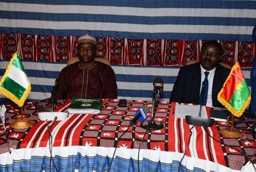 Coopération Burkina-Nigéria: La deuxième session de la Commission mixte se tient à Ouagadougou
