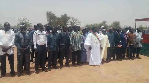 Commune de Boussé: En route pour «l'émergence» avec le maire Nicolas Sawadogo