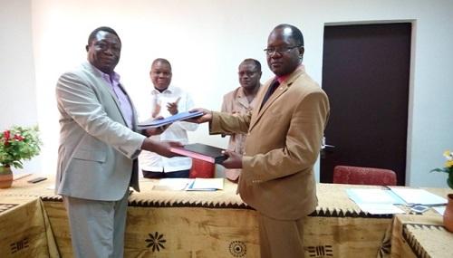 Signature de protocole d'accord: «L'union naissante» entre l'AFP-PME et le CNRST pour promouvoir le secteur agroalimentaire