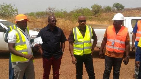 Exploitation minière: Le BUNEE  veille au respect des politiques environnementales
