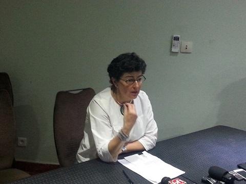 «Mode éthique»: La directrice du centre de commerce international s'imprègne de l'avancement du projet