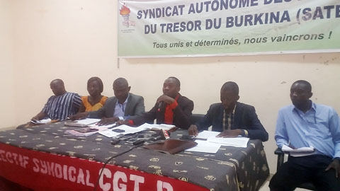 Ministère de l'Economie: Les agents du Trésor en sit-in à compter du 24 avril