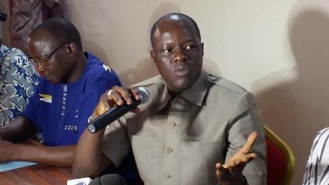 CODER: «Aller voir Blaise Compaoré ne veut pas dire l'absoudre», Gilbert Ouédraogo