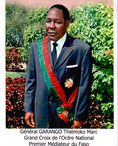 IN MEMORIA: Général Tiémoko Marc GARANGO