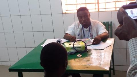 Santé: Des détenus bénéficient de soins de SOS Médecins-Burkina Faso