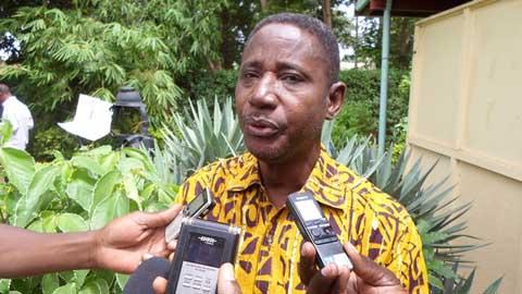 Issaka Luc Kourouma sur la réconciliation nationale: «Je me méfie du levain de la CODER»