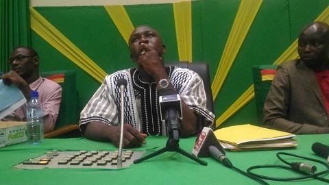 «Le pays tangue, le pouvoir est grippé», selon le Coordonnateur du CED, Pascal Zaïda