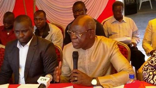 Situation nationale: L'Alliance des Partis et Formations Politiques de la Majorité appelle les acteurs socio-politiques à privilégier le dialogue franc et honnête