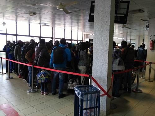 Retour de «l'enfer libyen» pour migrants irréguliers: Des témoignages poignants