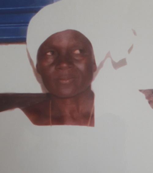 In memoria: Madame KARAMBIRI née PARE THERESE