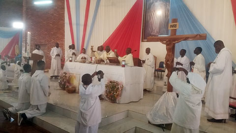 Fête de la divine miséricorde: «Toute famille chrétienne est une église domestique», Cardinal Philippe Ouedraogo, Archevêque de Ouagadougou