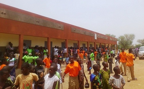 Education: Le CEG de l'espoir à Saala dans la commune de Dissin