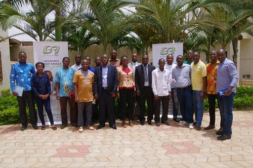 La générale des assurances vie  (GA-VIE) à l'écoute des institutions bancaires à l'Est du Burkina