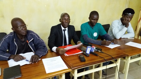 Actualité nationale: Le Mouvement plus rien ne sera comme avant dénonce les «pitreries de la CODER»