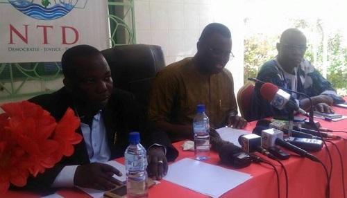 Situation nationale: Selon le NTD, l'opposition veut empêcher le Président Roch Kaboré de dérouler tranquillement son programme