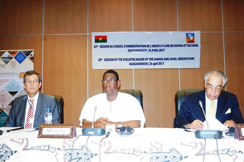 Lutte contre les effets des changements climatiques: L'Observatoire du Sahara et du Sahel veut être plus opérationnel