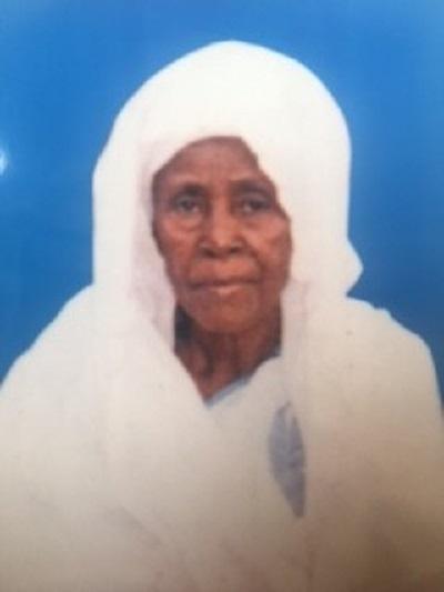 Décès de Hadja NIGNAN Idiatélé Fanta épouse BOLY: Remerciements et faire part
