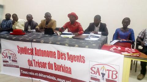 Agents du Trésor: Grève de 240 heures à compter du 8 mai