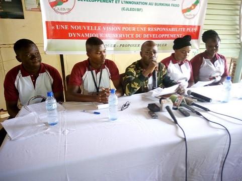 Enseignement et entrepreneuriat: «Notre système d'enseignement n'est pas adapté aux réalités du Burkina Faso» (Souleymane Gorou, président du CJLEDI/BF)