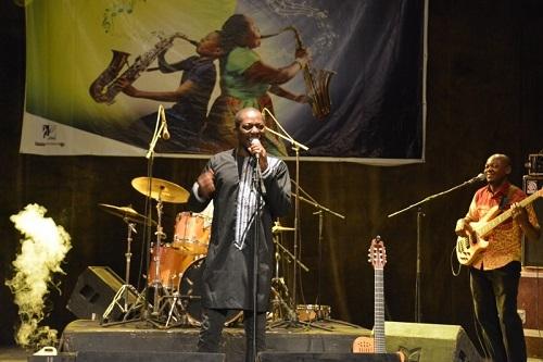 Jazz à Ouaga 2017: La célébration du jubilé d'argent commence avec de gros calibres!