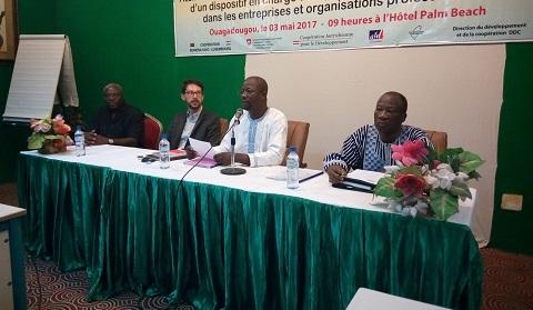 Conseil national du patronat Burkinabè: L'étude sur l'employabilité des jeunes en cours de validation