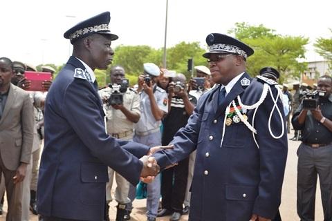 Police nationale: Le nouveau Directeur général a pris service