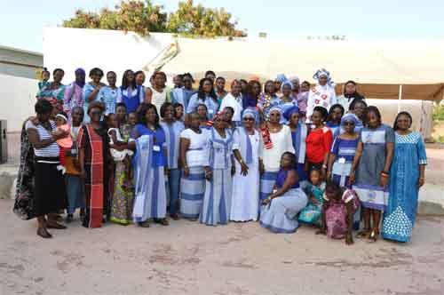 Journée internationale de la femme 2017: La diaspora burkinabè au Sénégal au Sénégal a commémoré en différé