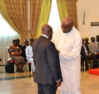 Visite du Président Nana Akuffo-Addo au Burkina: 48 heures pour régler «un certain nombre de questions..»