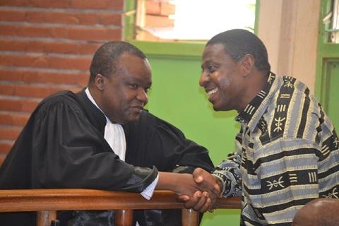 Déclaration du collectif des avocats des accusés, poursuivis devant la haute cour de justice