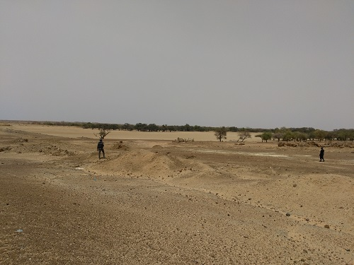 Visite du ministre de l'eau et de l'assainissement  région du Sahel: Des infrastructures d'eau visitées