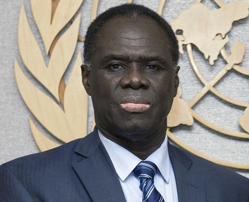 Organisation des Nations Unies: Michel Kafando nommé envoyé spécial